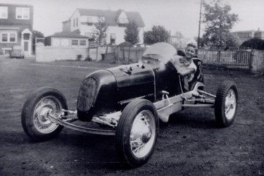 Great 1946 car indiana midget race dream being